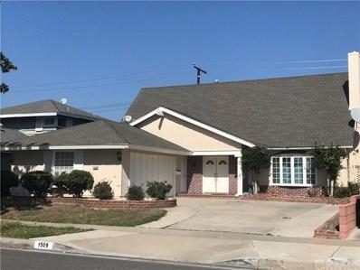 1509 W San Lorenzo Avenue, Santa Ana, CA 92704 - MLS#: OC18259166