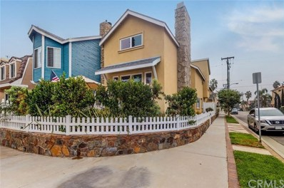 302 22nd Street, Huntington Beach, CA 92648 - MLS#: OC18261180