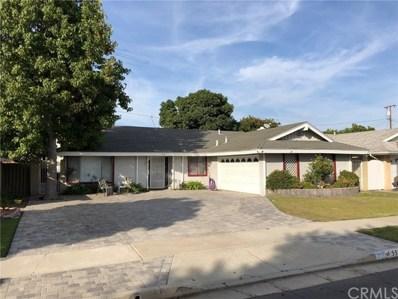 5561 Mangrum Drive, Huntington Beach, CA 92649 - MLS#: OC18261274