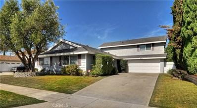 9323 El Valle Avenue, Fountain Valley, CA 92708 - MLS#: OC18262074