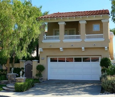 44 Bonita Vista, Lake Forest, CA 92610 - MLS#: OC18263018