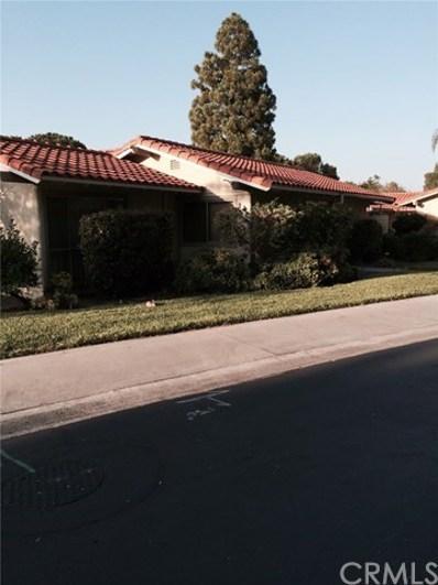 2274 E Via Mariposa E UNIT A, Laguna Woods, CA 92637 - MLS#: OC18263420