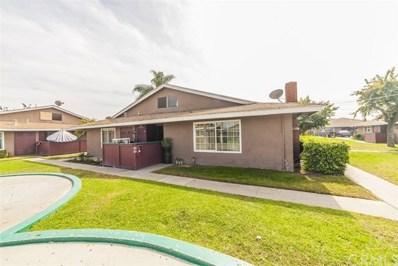 9166 Cerritos Avenue UNIT 65, Anaheim, CA 92804 - MLS#: OC18263558