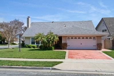 21892 Starfire Lane, Huntington Beach, CA 92646 - MLS#: OC18263596