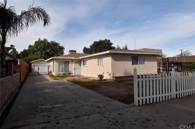 168 North Buena Vista Ave, Corona, CA 92882 - MLS#: OC18263680