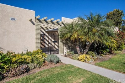 2157 Via Mariposa E UNIT C, Laguna Woods, CA 92637 - MLS#: OC18263789