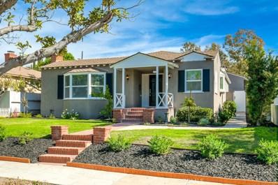 668 Terraine Avenue, Long Beach, CA 90814 - MLS#: OC18265036