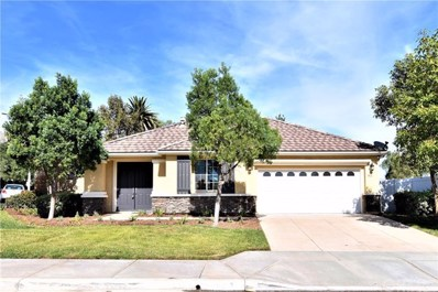 552 Pratt Court, Perris, CA 92570 - MLS#: OC18265359