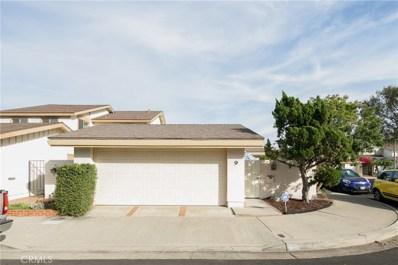 9 Chicory Way, Irvine, CA 92612 - MLS#: OC18267711