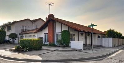 18161 Santa Adela Circle, Fountain Valley, CA 92708 - MLS#: OC18267841