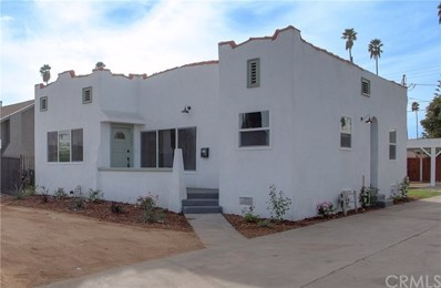 3883 Arlington Avenue, Los Angeles, CA 90008 - MLS#: OC18268409