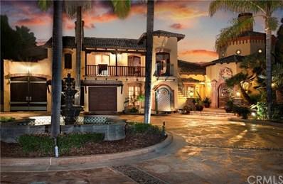 27902 Via Madrina, San Juan Capistrano, CA 92675 - MLS#: OC18268633