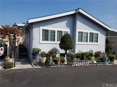 1540 E Trenton Street UNIT 112, Orange, CA 92867 - MLS#: OC18270563