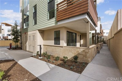 1656 Topanga UNIT 53, Costa Mesa, CA 92627 - MLS#: OC18271675