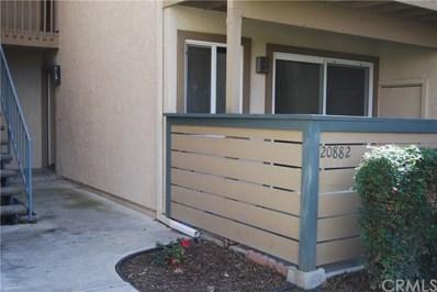 20882 Serrano Creek Road UNIT 62, Lake Forest, CA 92630 - MLS#: OC18271751
