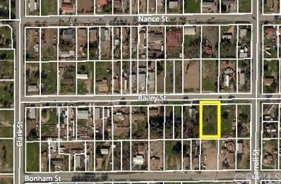 21705 Bailly Street, Perris, CA 92570 - MLS#: OC18271817