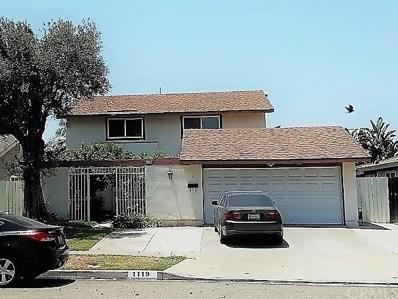 1119 S Clarence, Anaheim, CA 92806 - MLS#: OC18272076
