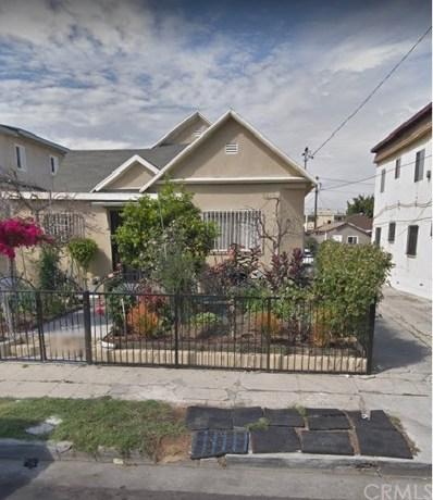 1217 S Kingsley, Los Angeles, CA 90006 - MLS#: OC18272121