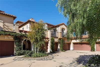 17 Merano Court UNIT 48, Newport Coast, CA 92657 - MLS#: OC18272269