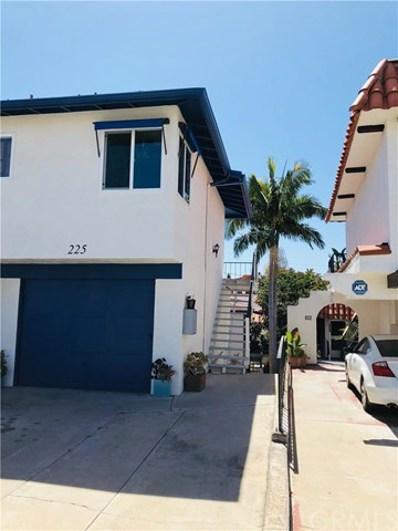 225 La Paloma UNIT A, San Clemente, CA 92672 - MLS#: OC18272340