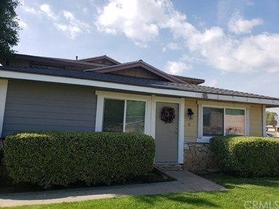 1017 S Mantle Lane UNIT 153A, Santa Ana, CA 92705 - MLS#: OC18272653