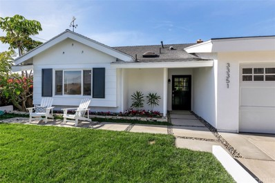 33351 Bremerton Street, Dana Point, CA 92629 - MLS#: OC18272884
