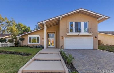 26562 Cortina Drive, Mission Viejo, CA 92691 - MLS#: OC18273457
