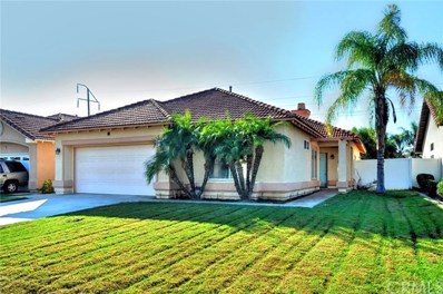 16849 Via Lunado, Moreno Valley, CA 92551 - MLS#: OC18273536
