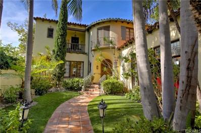 243 Euclid Avenue, Long Beach, CA 90803 - MLS#: OC18274334