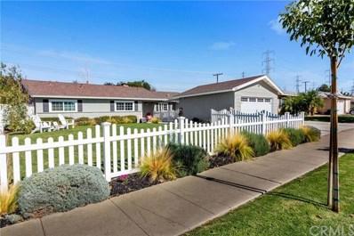 1243 E Trenton Avenue, Orange, CA 92867 - MLS#: OC18274597