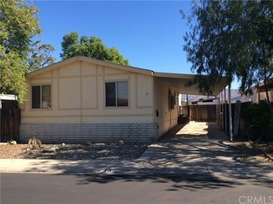 1721 E Colton Avenue UNIT 15, Redlands, CA 92374 - MLS#: OC18275660