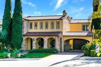 16 Santa Barbara Place, Laguna Niguel, CA 92677 - MLS#: OC18276420