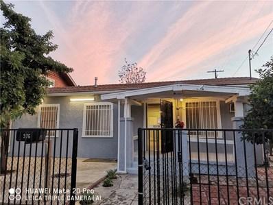 976 E 51st Street, Los Angeles, CA 90011 - MLS#: OC18277988