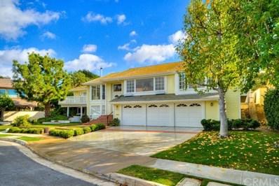 18672 Via Palatino, Irvine, CA 92603 - MLS#: OC18278191