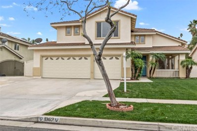 1362 Jillian Circle, Corona, CA 92881 - MLS#: OC18278246