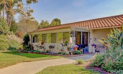 579 Avenida Majorca UNIT Q, Laguna Woods, CA 92637 - MLS#: OC18278331
