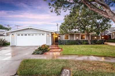 1630 Myrtlewood Street, Costa Mesa, CA 92626 - MLS#: OC18280776