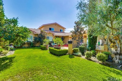 18172 Beneta Way, Tustin, CA 92780 - MLS#: OC18282086
