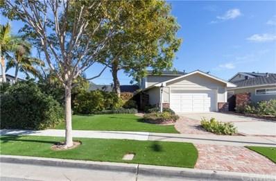 16658 Cedar Circle, Fountain Valley, CA 92708 - MLS#: OC18283618