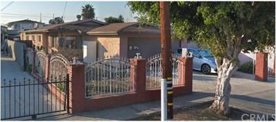 10925 Dalerose Avenue, Inglewood, CA 90304 - MLS#: OC18284953