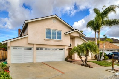 24701 Benjamin Circle, Dana Point, CA 92629 - MLS#: OC18286114