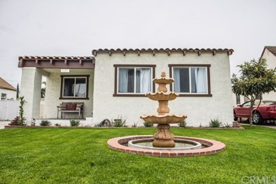 1135 S Parton Street, Santa Ana, CA 92707 - MLS#: OC18286563