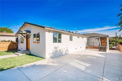 4420 Portola Avenue, Los Angeles, CA 90032 - MLS#: OC18287671