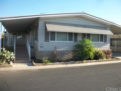 1400 S Sunkist Avenue UNIT 193, Anaheim, CA 92806 - MLS#: OC18290195