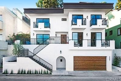 2441 Claremont Avenue, Los Angeles, CA 90027 - MLS#: OC18290944