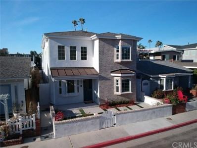 407 38th Street, Newport Beach, CA 92663 - MLS#: OC18290951