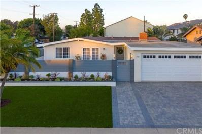348 Hamilton Street, Costa Mesa, CA 92627 - MLS#: OC18291563