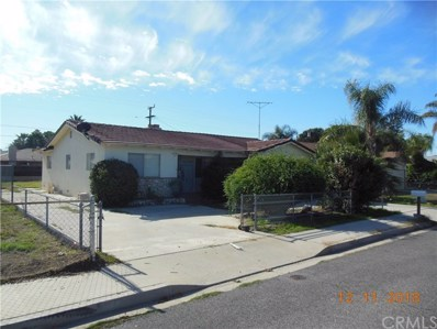 801 E Wright Street, Hemet, CA 92543 - MLS#: OC18293410