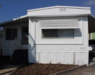 80 Huntington Street UNIT 205, Huntington Beach, CA 92648 - MLS#: OC18294087