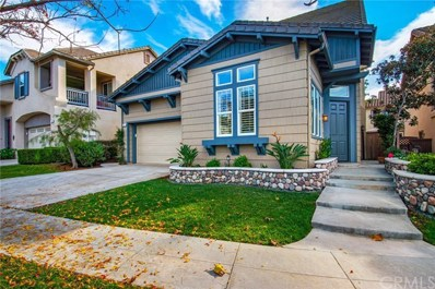 8 Danbury, Ladera Ranch, CA 92694 - MLS#: OC18294959